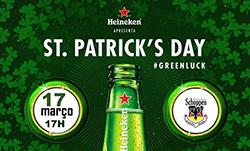 St Patrick 2018